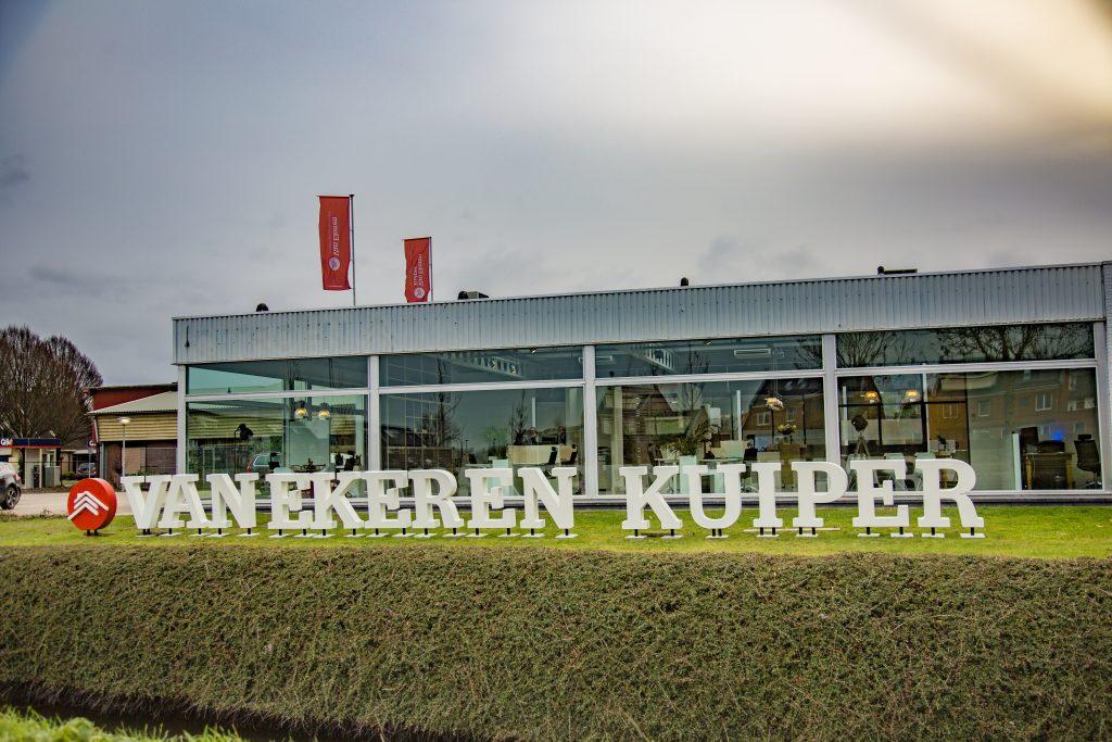 Storefront Van Ekeren
